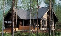 Päivänpaiste Hirsitalo Loma-asunnot
