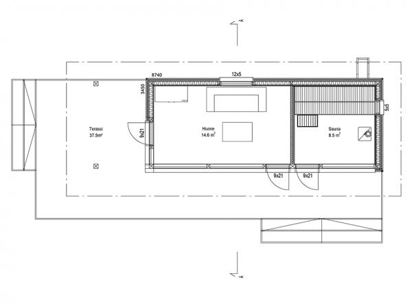 sauna-pohjapiirustukset-kaiku30A